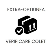 Extra-Optiunea Verificare Colet