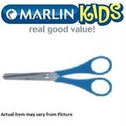 Marlin Kids Multi use scissors blunt nose Length