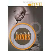 Hank Jones: The Jazz Master Class Series From NYU [DVD] [English]