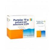 Angelini Spa Portolac 10g Polvere Per Soluzione Orale 20 Bustine