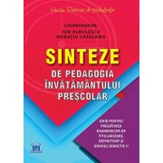 Sinteze de pedagogia invatamantului prescolar/Ion Albulescu, Horatiu Catalano
