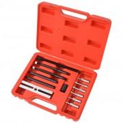 vidaXL 19 Piece Small Insert Bearing Puller Kit