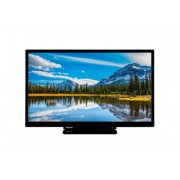 "Toshiba 24L1863DG LED TV 24"" Full HD DVB-T2 black one pole stand"