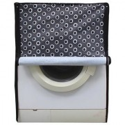 Dream Care Printed Waterproof Dustproof Washing Machine Cover For Front Loading LG FH0B8NDL25 6 kg