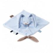 Nattou Alex & Bibou Collection - Doudou Comforter Bibou The Rabbit