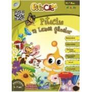 CD PitiClic - PitiClic in lumea gazelor