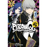 Persona Q: Shadow of the Labyrinth Side: P4, Volume 2