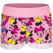 Disney Minnie Mouse short lichtroze voor meisjes