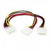 StarTech LP4 naar 2x LP4 Y-adapter