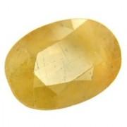 5.65 Carat Igl Certified Ceylon Mines Yellow Sapphire Gemstone