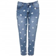 ComeGetFashion Jeans Queen Of Hearts - Jeans