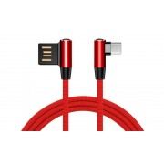 Groupon Goods Chargeur iPhone : Type-C aluminium - Rouge / 2 (82729033)