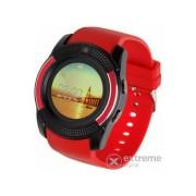 Smartwatch Garett G11 (negru/roșu)