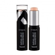 L´Oréal Paris Infallible Longwear Shaping Stick make-up e fondotinta 9 g tonalità 150 Rose Beige donna