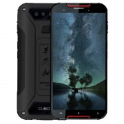 Cubot Quest Lite 3GB/32GB 5'' Preto/Vermelho