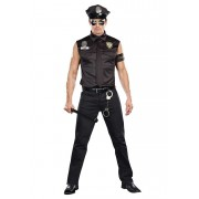 Dreamguy Dirty Cop Officer Ed Banger Costume 8817