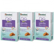 Himalaya Gentle Baby Soap (125gm) (Pack Of 3)