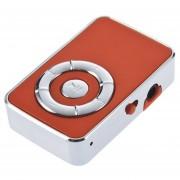 EH Oro USB De Apple Mini Del Clip De MP3 8 GB De Naranja