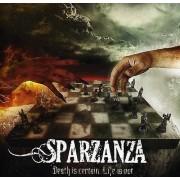 BLACK CULT RECORDS Sparzanza - mort est Certain la vie n'est pas [CD] USA import