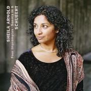 Unbranded Schubert / Arnold, Sheila - quatre Impromptus D 899 / import USA Sonate D 894 [CD]