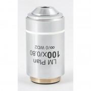 Motic Objektiv 100x/0,8 (AA=2mm), CCIS LM Plan achromat.