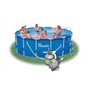 Bazén Marimex Florida 4,57x1,22 m PF Sand 4 set