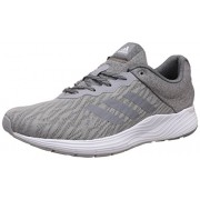 adidas Men's Fluidcloud M Midgre, Visgre and Ftwwht Running Shoes - 8 UK/India (42 EU)