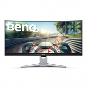 "Benq EX3501R 35"" 4K Ultra HD LED Curved Grey computer monitor"