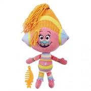 DreamWorks Trolls DJ Suki Talkin Troll Plush Doll