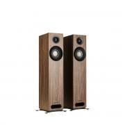 Jamo: S 805 Vloerstaande Speakers - 2 stuks - Walnoot