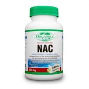 N-Acetil-Cisteina (NAC) Organika 500 mg (90 capsule)