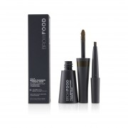 LashFood BrowFood Aqua Brow Powder + Pencil Duo - # Brunette -