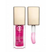 Balsam de buze Clarins Instant Light Lip Comfort Oil No.02 Raspberry, 7ml