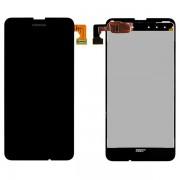 Display LCD e touch Nokia 635 preto