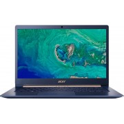 Acer Swift SF514-52T-5867 Blauw Notebook 35,6 cm (14'') 1920 x 1080 Pixels Touchscreen 1,60 GHz Intel® 8ste generatie Core™ i5 i5-8250U