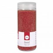 Rayher hobby materialen Fijn decoratie zand rood