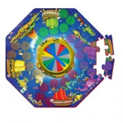 The Learning Journey Explore & Learn Counting Treasures Floor Puzzle