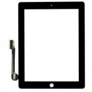 Geam Cu Touchscreen iPad 3 Wi-Fi + Cellular Negru