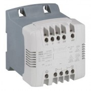 LEGRAND Transformateur de commande et séparation des circuits - 630 VA - connexion vis - prim 230V à 400V/sec 115 à 230V~