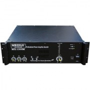 MEDHA D.J.PLUS MX-1200 HIGH POWER MOSFET D.J. AMPLIFIER