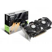 NVIDIA Tarjeta Gráfica nVidia MSI GeForce GTX 1050 TI 4GT OC 4GB DDR5