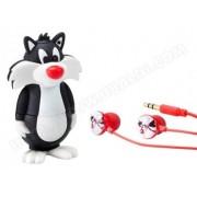 EMTEC Lecteur MP3 EMTEC 8GB - Gamme Looney Tunes (Sylvestre)