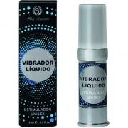 VIBRADOR LIQUIDO ESTIMULADOR UNISEX 15 ML.