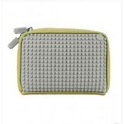 UPixel Bags - Ръчна чантичка Upixel 01 - бежово / светло сиво