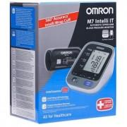 Corman Omron M7 intelli IT Misuratore di pressione automatico + custodia
