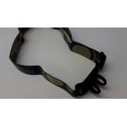 Stirnband mit Halterung für Lampen Ø ca. 18,5 mm