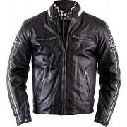 Helstons ACE Rag Leather Jacket Black M