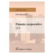 Finante corporative. Volumul II.