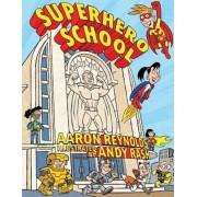 Superhero School, Hardcover