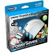 PowerSaves Plus miles de trucos para 3DS y Amiibo Datel Power Saves-Blanco